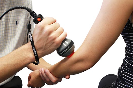 Chiropractic Armstrong IA Laser Treatment for Elbow Pain